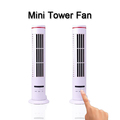 JYICOO Plastic Electric Mini Super USB Tower Fan Without Leaf