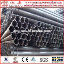 BS 1387-1985 DIN 2440 welded ERW steel pipe