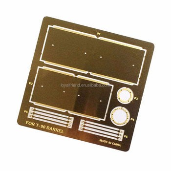 Hobby models brass etching plates