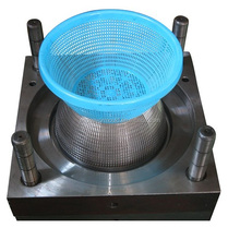 Plastic Injection Wash Vegetable Basket Mould