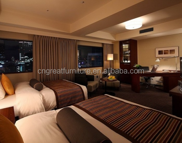 New Design Apartment Bedroom Set For Hotel Furniture/Custom made custom design hotel furniture for project furniture