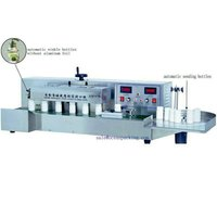 tabletop ultrasonic sealing machine for bottle with mutiple functions