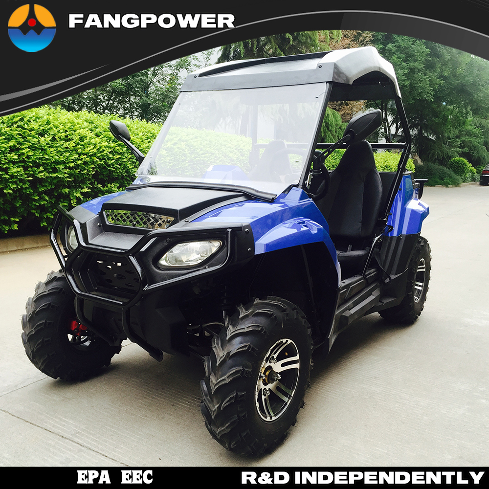 200cc China fangpower 4 wheel drive utv