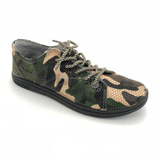 China Men Casual Shoes Cheap Camouflage Semi casual shoes