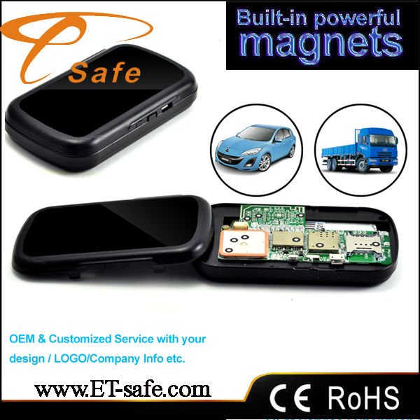 Car Alarm GPS Tracker, Mini GPS Motorcycle Tracker GPS/GSM(LBS) tracking
