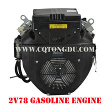 generator engine, boat engine, go kart engine V-twin 2 cylinder 4 stroke 678cc OHV Gasoline Engine 20HP