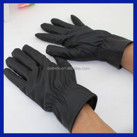 Hot new products for 2015 latest fashion women pattern leather gloves