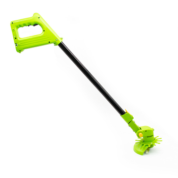 Portable Cordless BC Electric Brush Cutter and Grass Cutter with Height Adjustable Handless