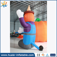 Customized inflatable Halloween cartoon for decoration