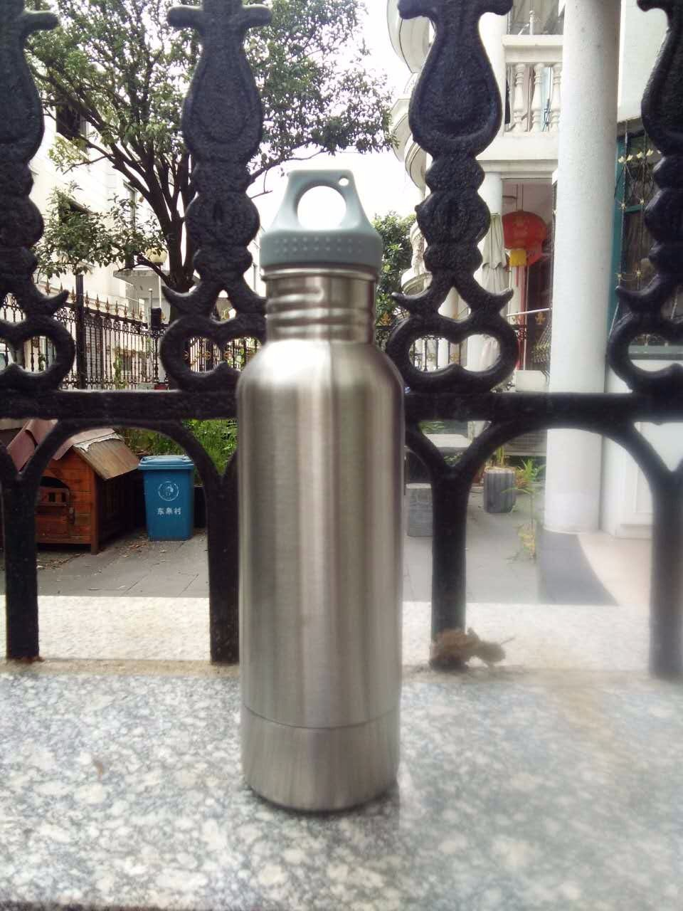 new style stainless steel wide mouth bottle with bottle opener and beer