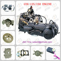 GY6 157QMJ scooter parts