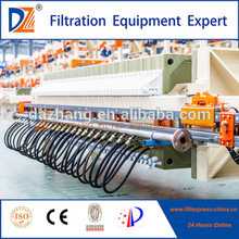 DZ White Carbon Black Dewatering Filter Press with Factory Price