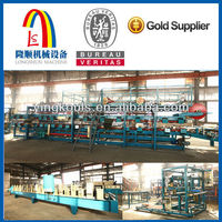 Automatic Composite Roofing Sheet Making Machine/Sandwich Panel Roll Forming Machine