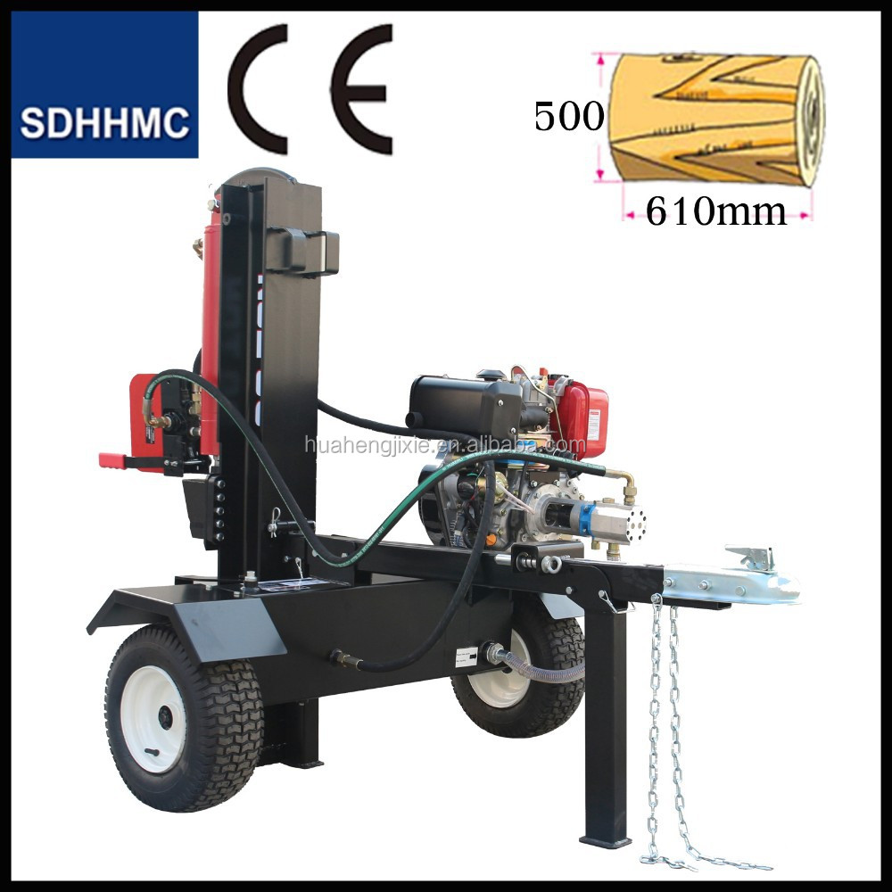 HOT SALE! used gas log splitters