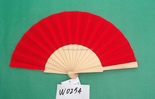 Wooden fans for flamenco dance and promotional gifts- 100% handmade -Spain abanico