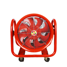 Industrial / Warehouse / Fiberglass Cone Exhaust Fans / Fireproof Ventilation Fans