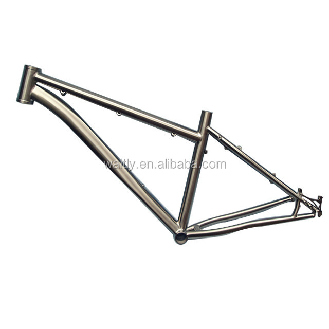 Endurable 26 MTB Titanium Mountain Bike frame
