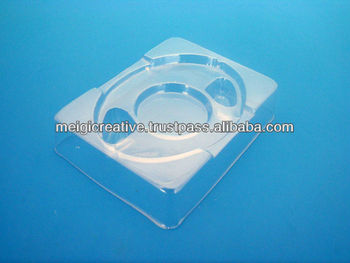 PET Clear Plastic Insert Tray