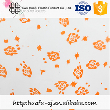 Small flower design beautiful holiday cellophane wrap