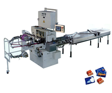Manual-Feeder Heart Chocolate Foil Packing/Wrapping Machine