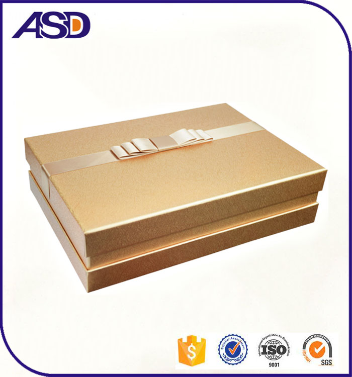 Wholesale Custom wedding color paper box ,Dress box