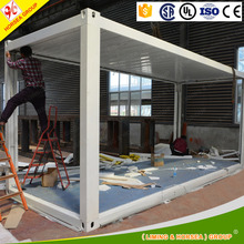 alibaba china china prefab steel gauge framing villa container house price modular hotel
