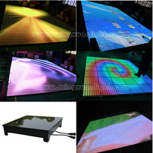 2015 newest design led glass types of lights for disco