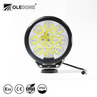 super bright Oledone 120W offroad flood light, china 4x4 LED lighting accessories