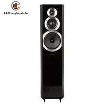 Professional Home Theater Wharfedale Floor Wood Tower Speaker Music Sound System
