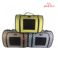 hot sale PE board strong portable pet carrier