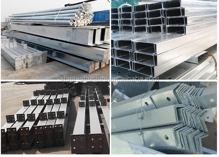 china wholesale steel structure building for commercial