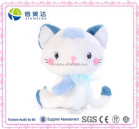Lovely plush cat toy