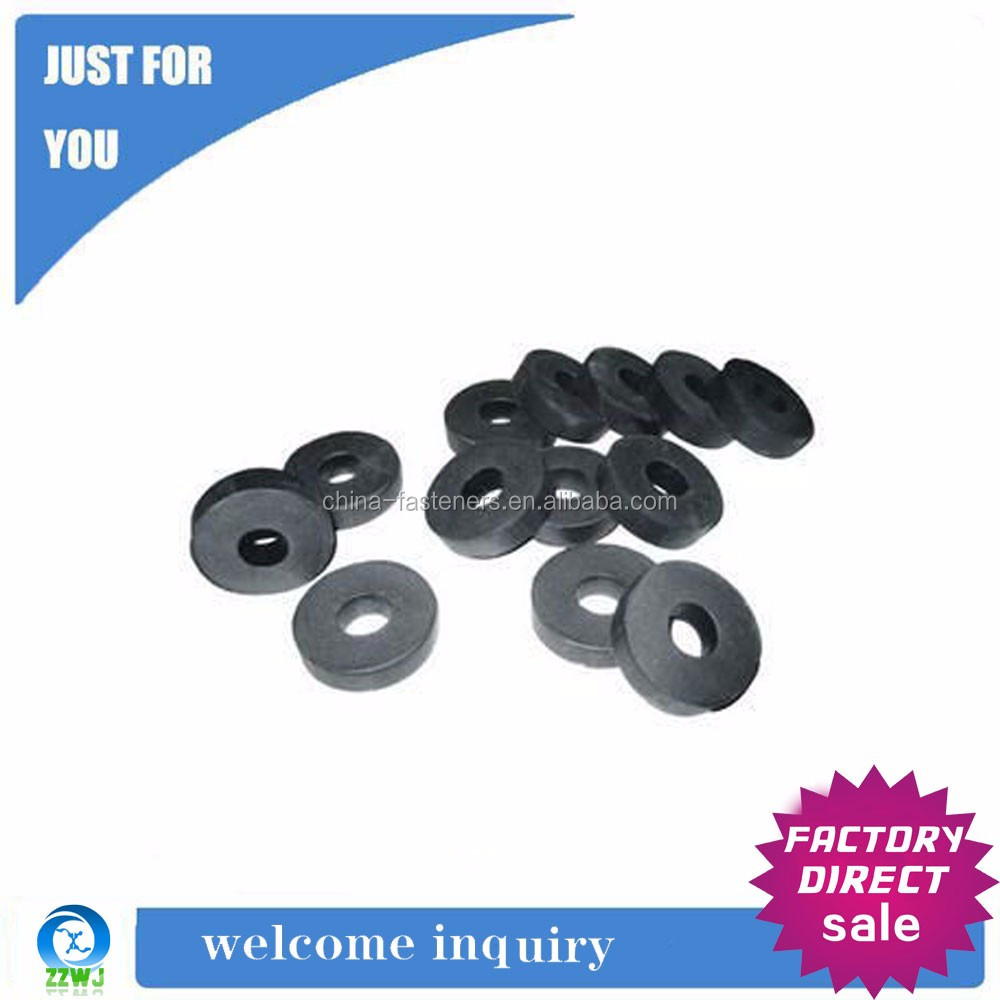Silicone rubber flat washers / rubber o rings / rubber gaskets