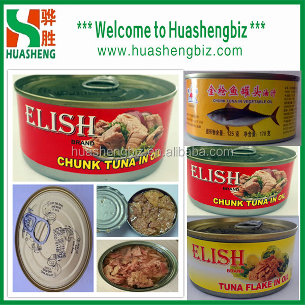 Different Kinds Of Canned Tuna For Sale