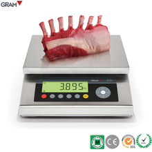 2017 Hot Sales S5i Series Stainless Steel Digital Balance Scale
