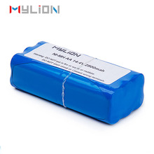 OEM small nimh battery aa 2500mAh 14.4V 6 cells rechargeable NiMH battery pack