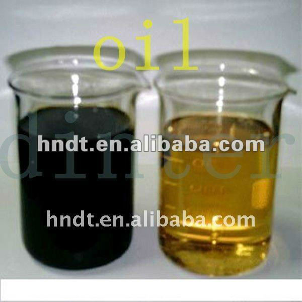 tire derived oil