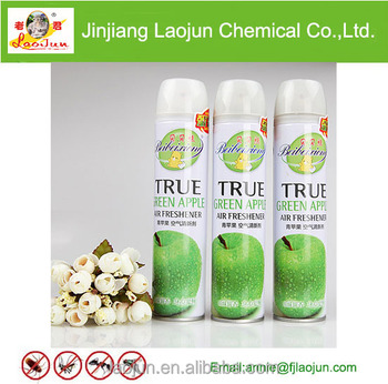Eco-friendly, Disposable Air Freshener Spray Jasmine Flowers 360ML,Aerosol Spray