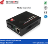 Telecommunication SFP Media Converter 10 100