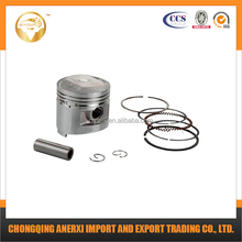 Motorcycle Engine Assy WY125 Piston with Ring