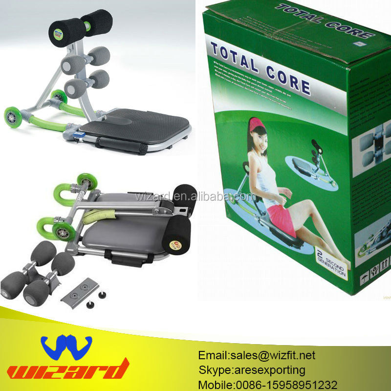 Total Core Abdominal exercise machine WD-FT5110