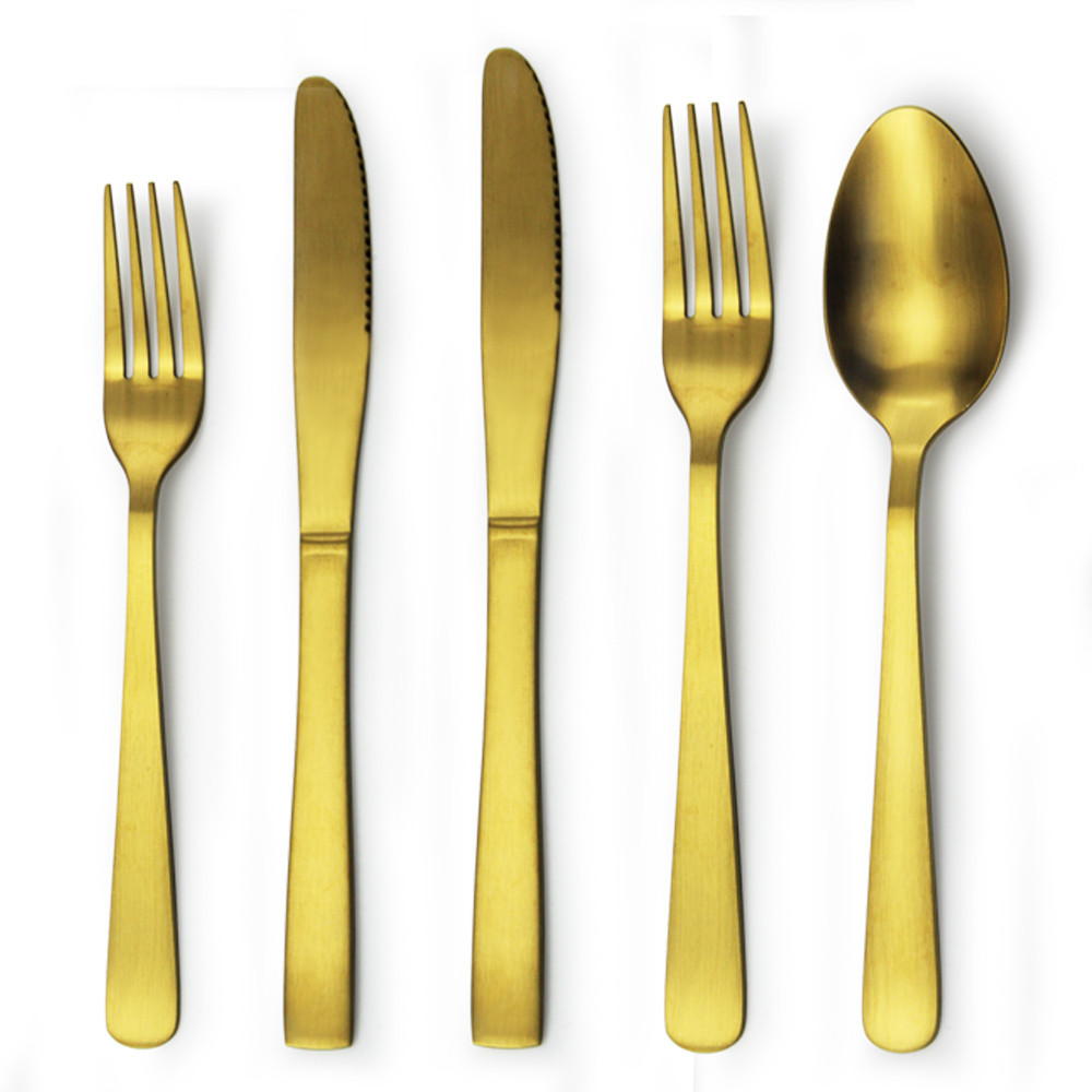 liou flatware 100pieces