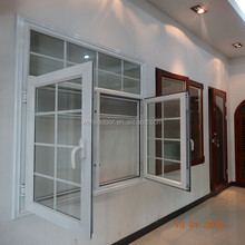 Wanjia fancy aluminum french window design