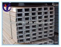 u channel steel beam