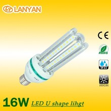 hot sale U shape energy saving bulb (CFL,ESL) SMD2835 Chinese factory sale directly