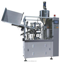 Automatic Aluminum/plastic Tube Filling and Sealing Machine