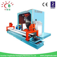 Paper Roll Saw Cutting Machine