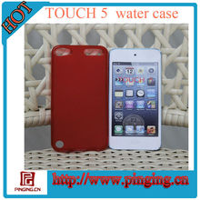 2013 pc water phone case for ipod touch 5 hot sale for accessories cellphone case factory