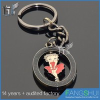 Factory direct supply dance keychains wholesale