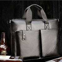 partyprince 2015 business shoulder man leather handbags